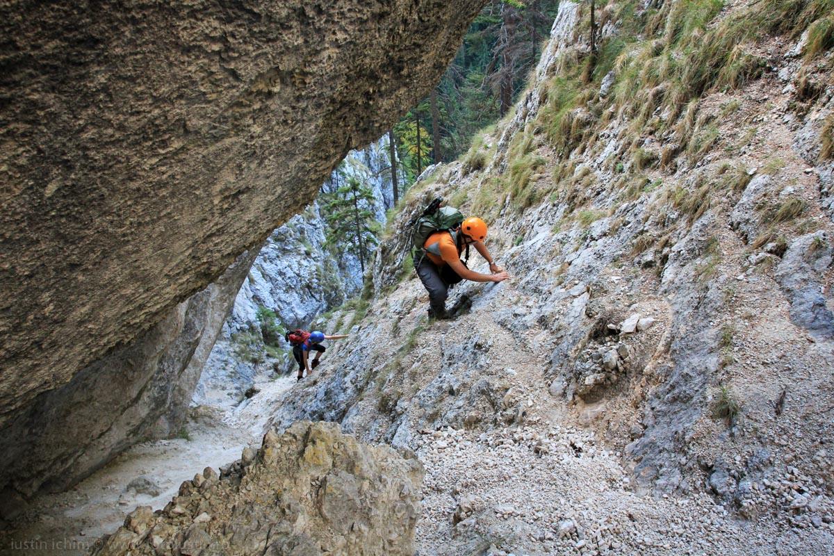 Cățărare liberă