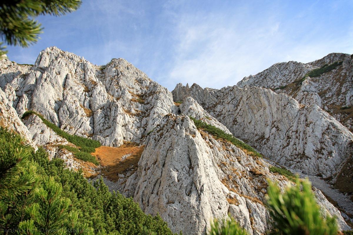 Peisaje de Munte, Piatra Craiului
