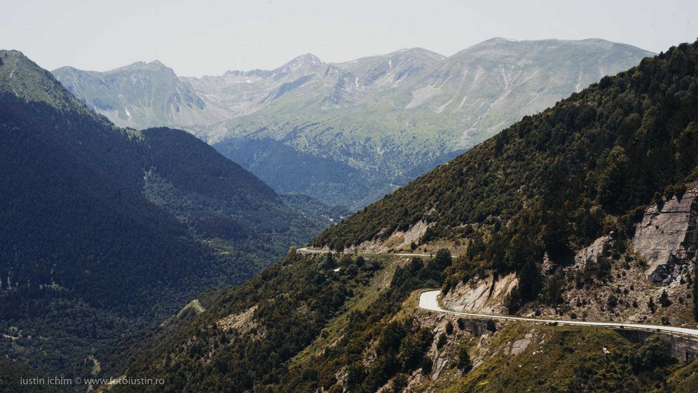 Metsovo, Munții Pindus, Grecia