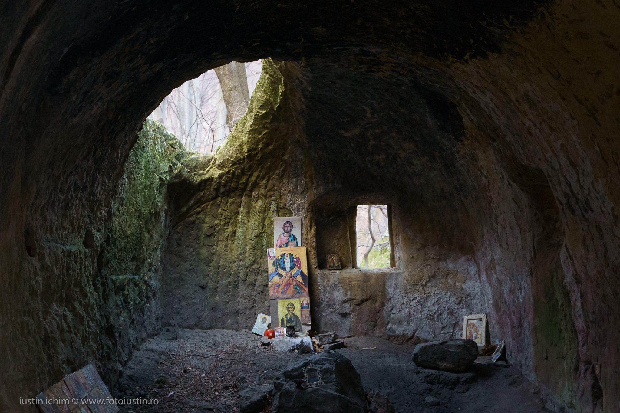 Interior Schitul Fundătura