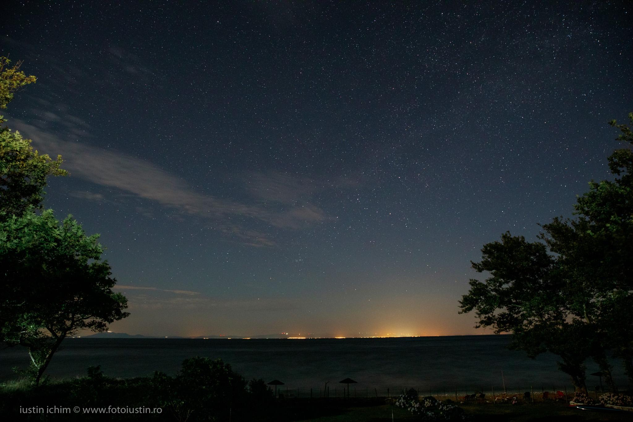 Seară plină de stele