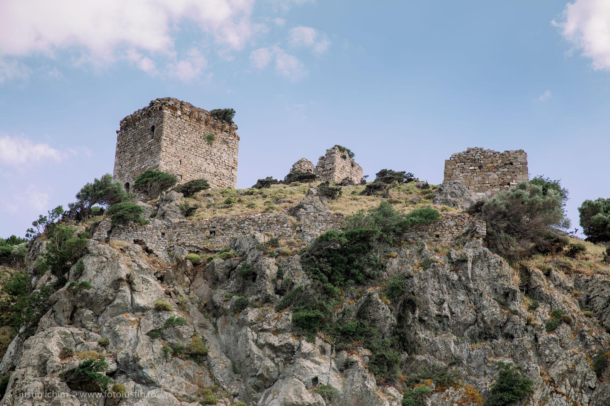 Castelo Gattilusi, Paleopolis
