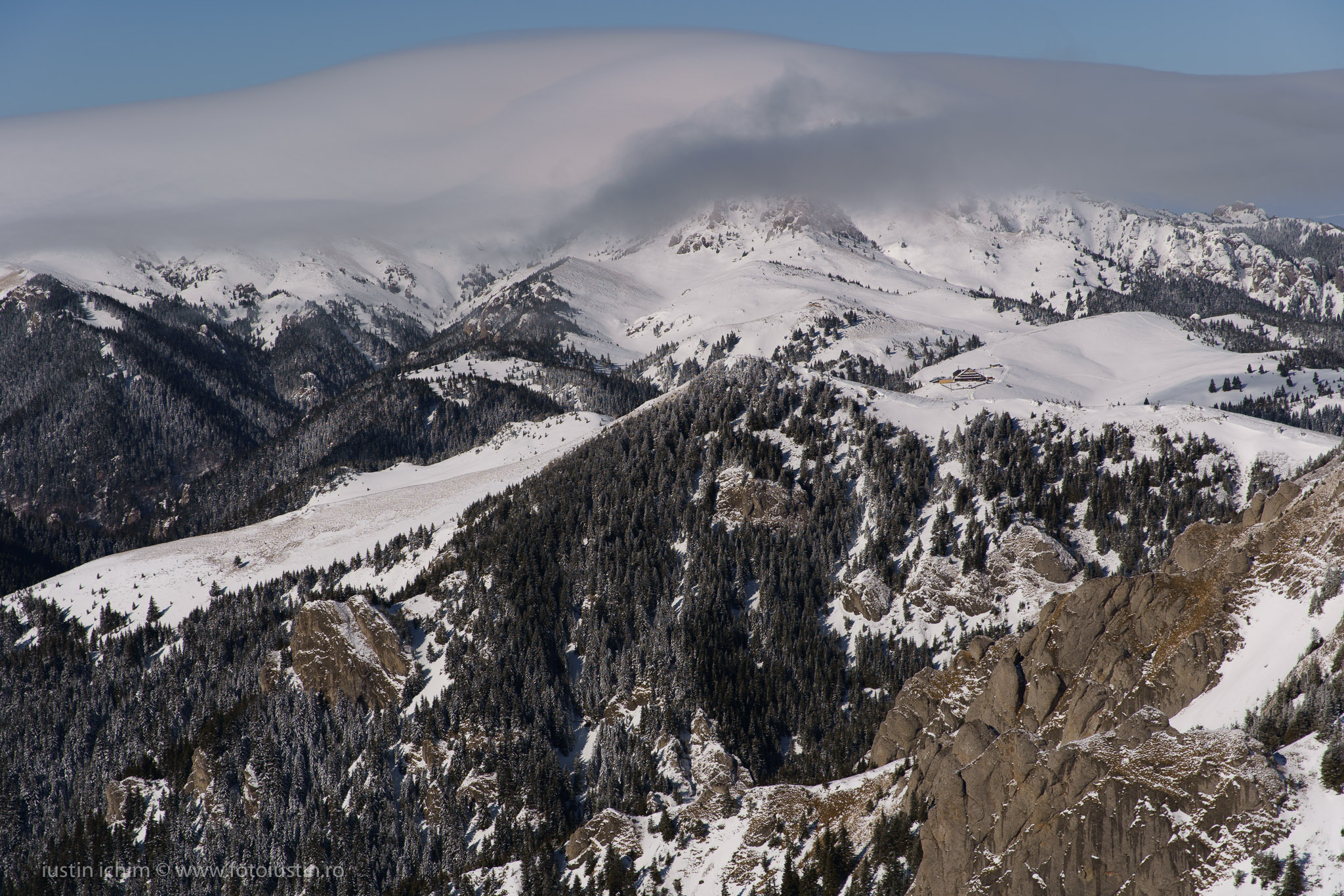 Munții Ciucaș, Vf. Ciucaș