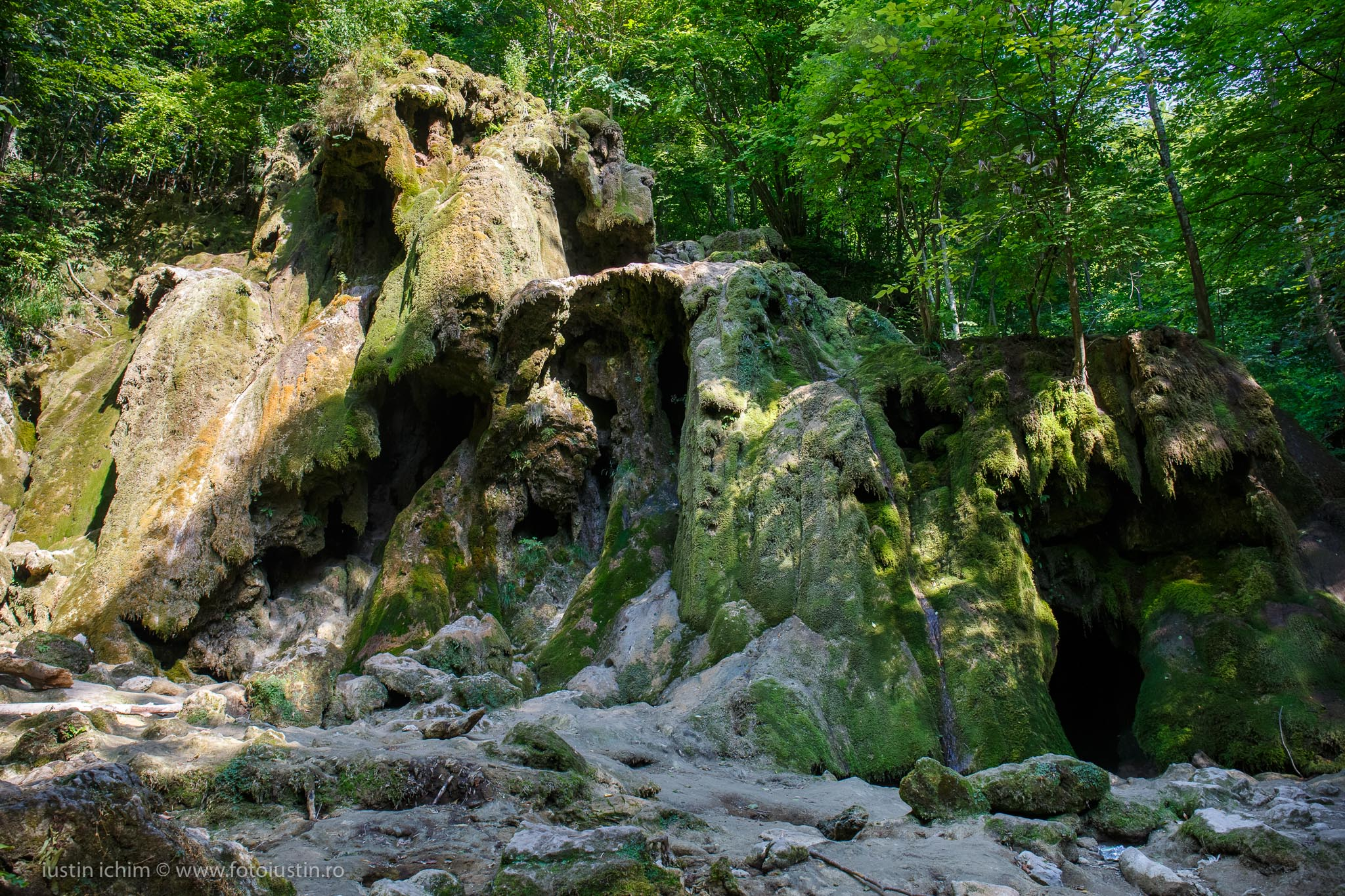 Cascada Beușnița