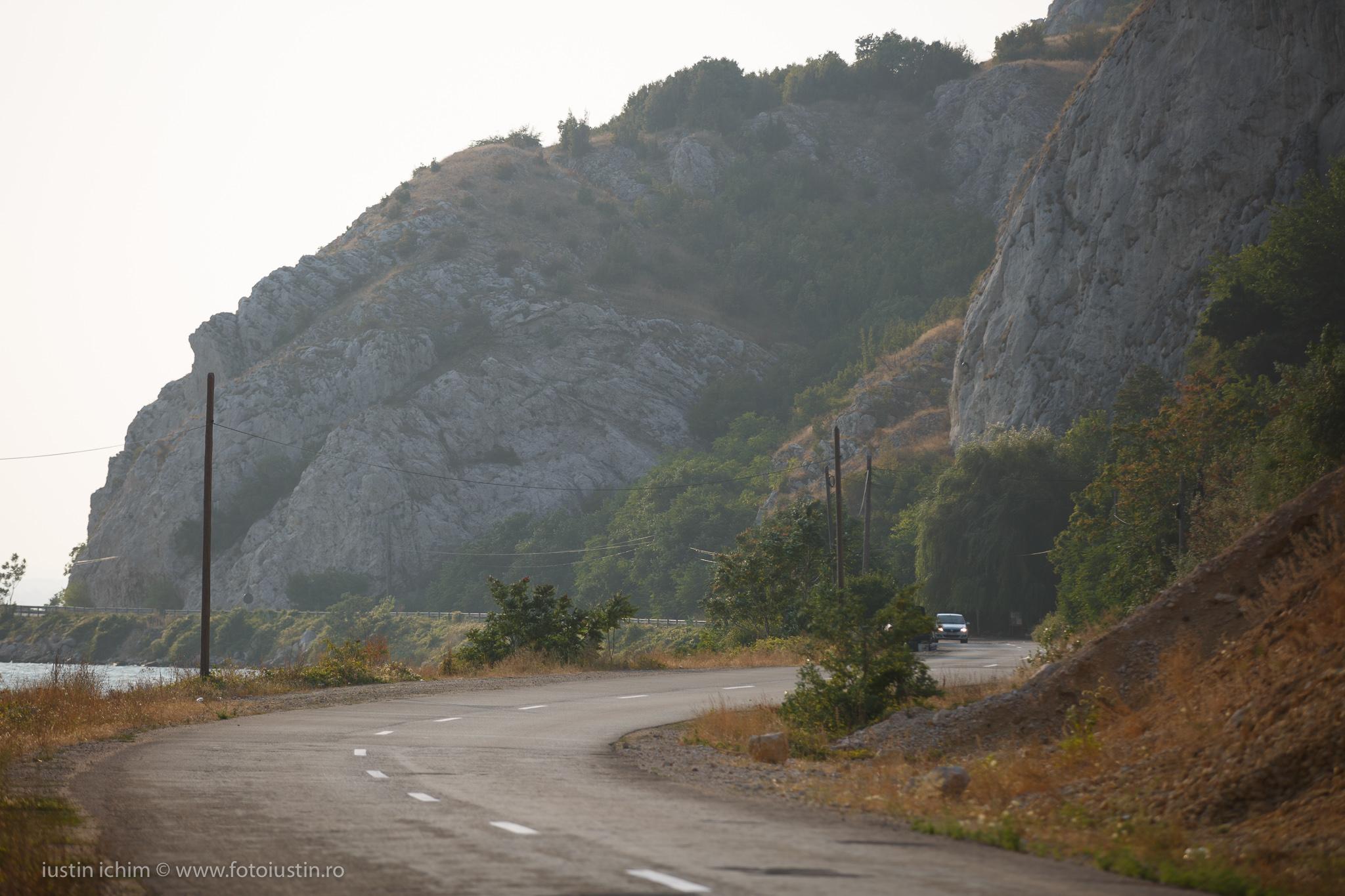 Drumul pe Clisura Dunării