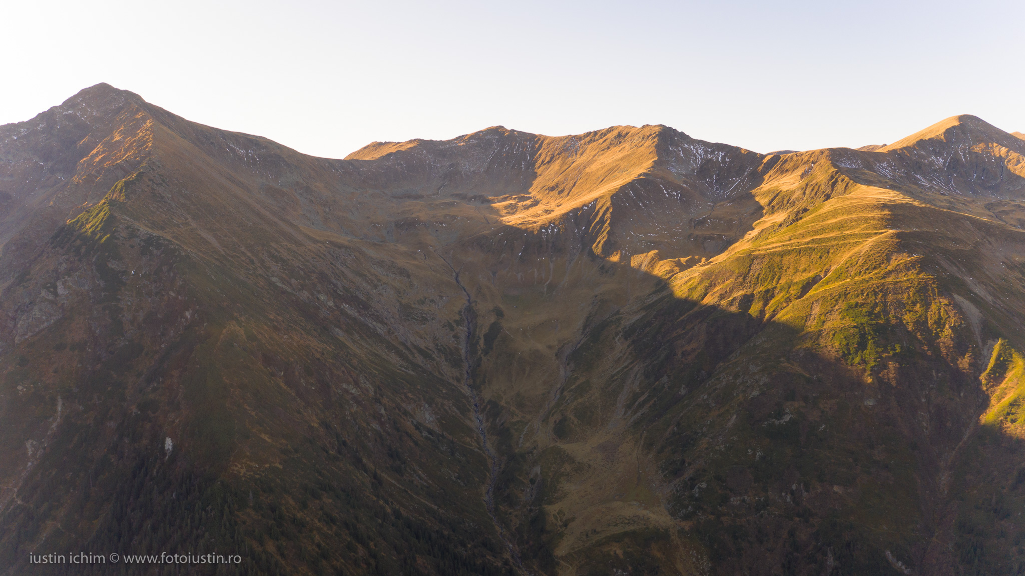 Munții Făgăraș, Vf. Șerbota