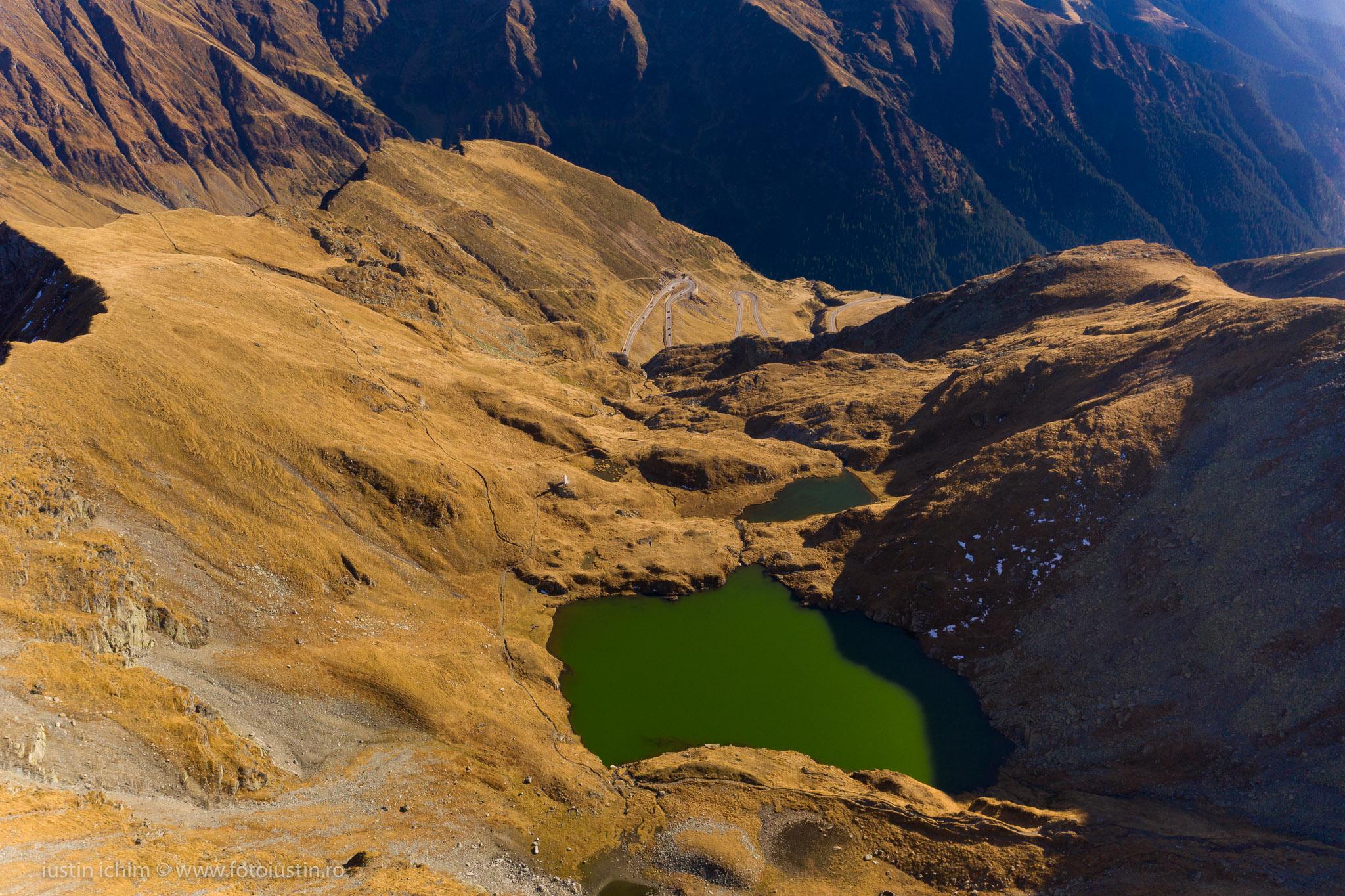 Lacul Capra si Lacul Căprița