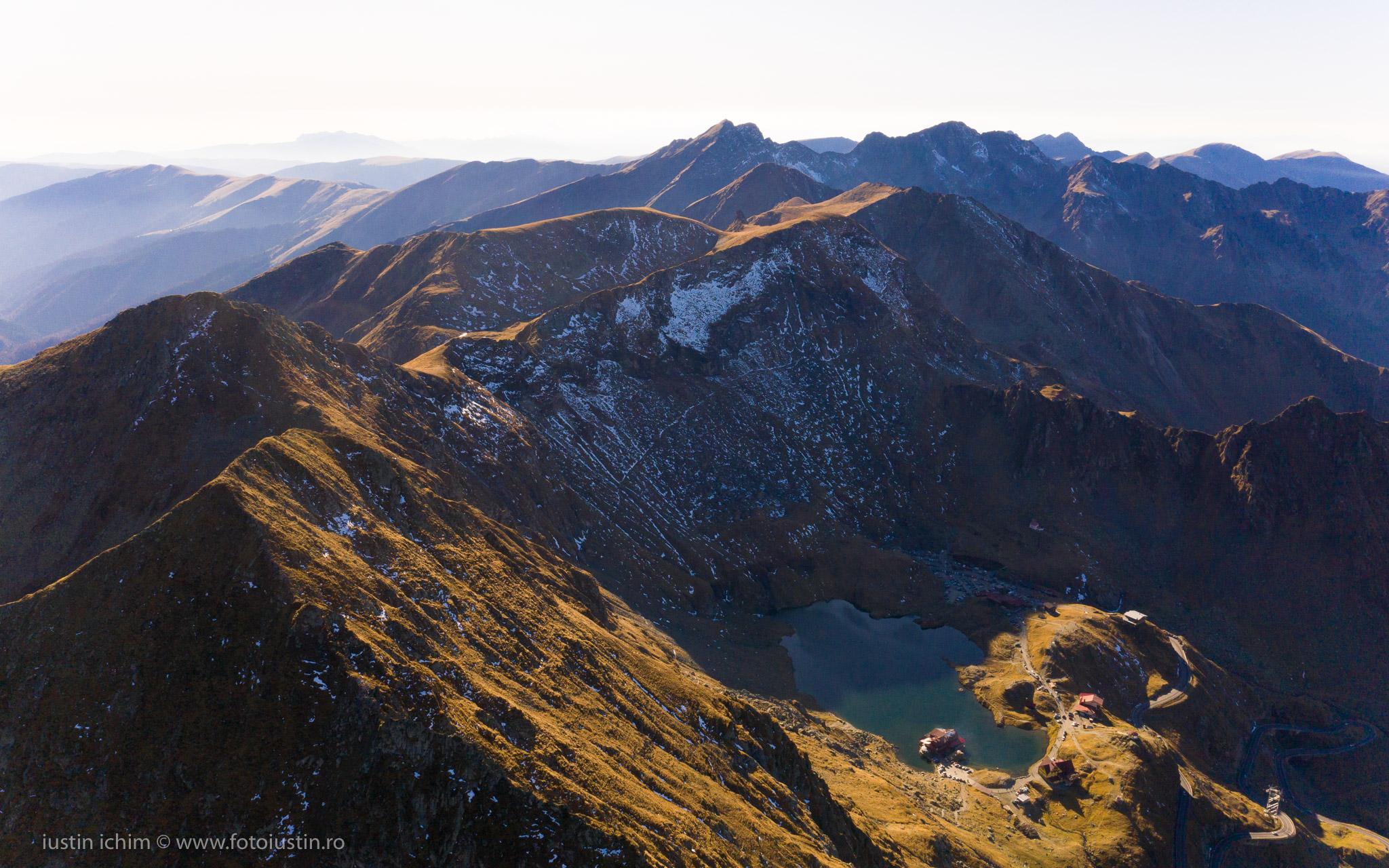 Munții Făgăraș, Bâlea Lac