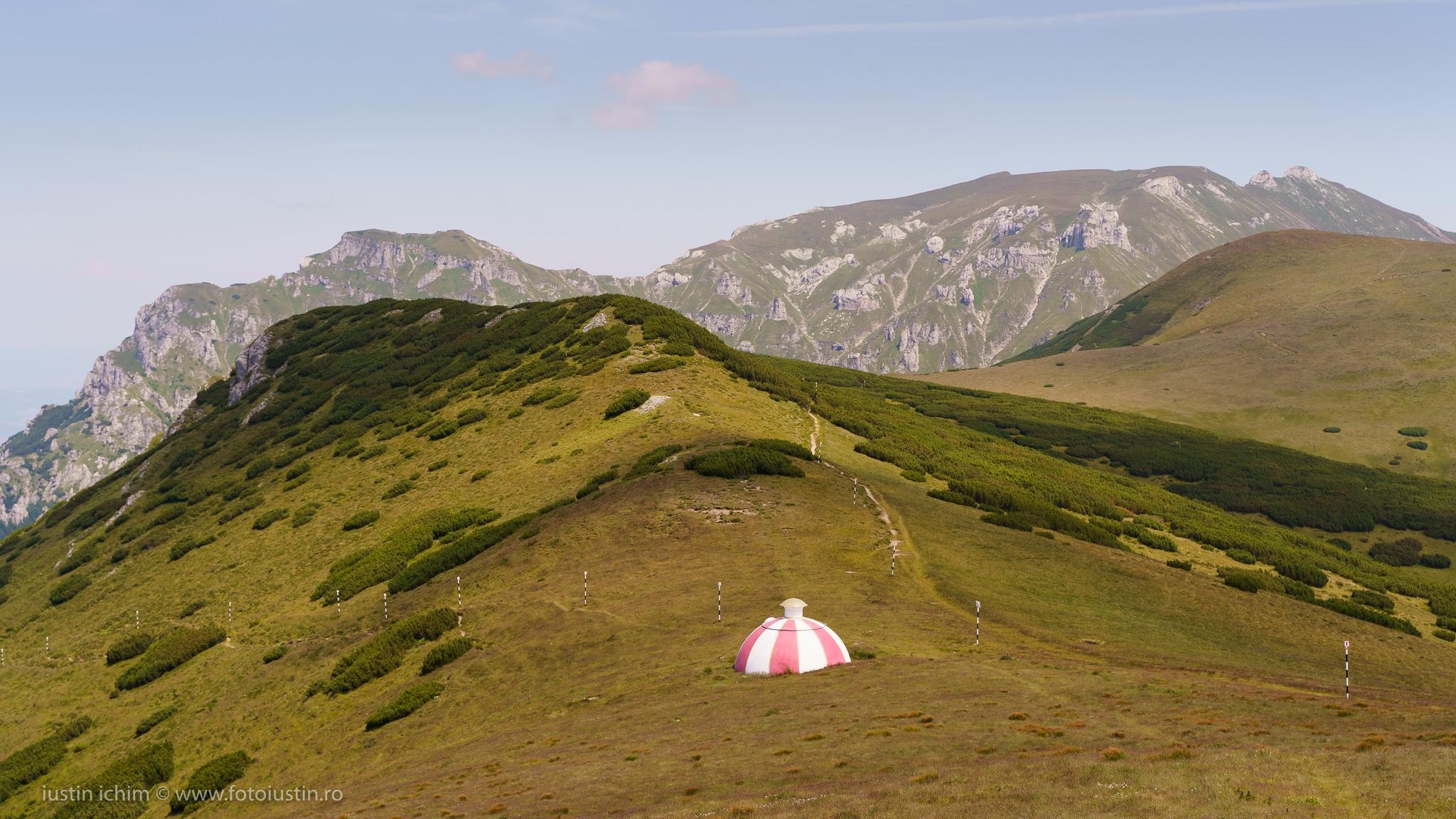 Refugiul Șaua Bătrâna, 2170 m