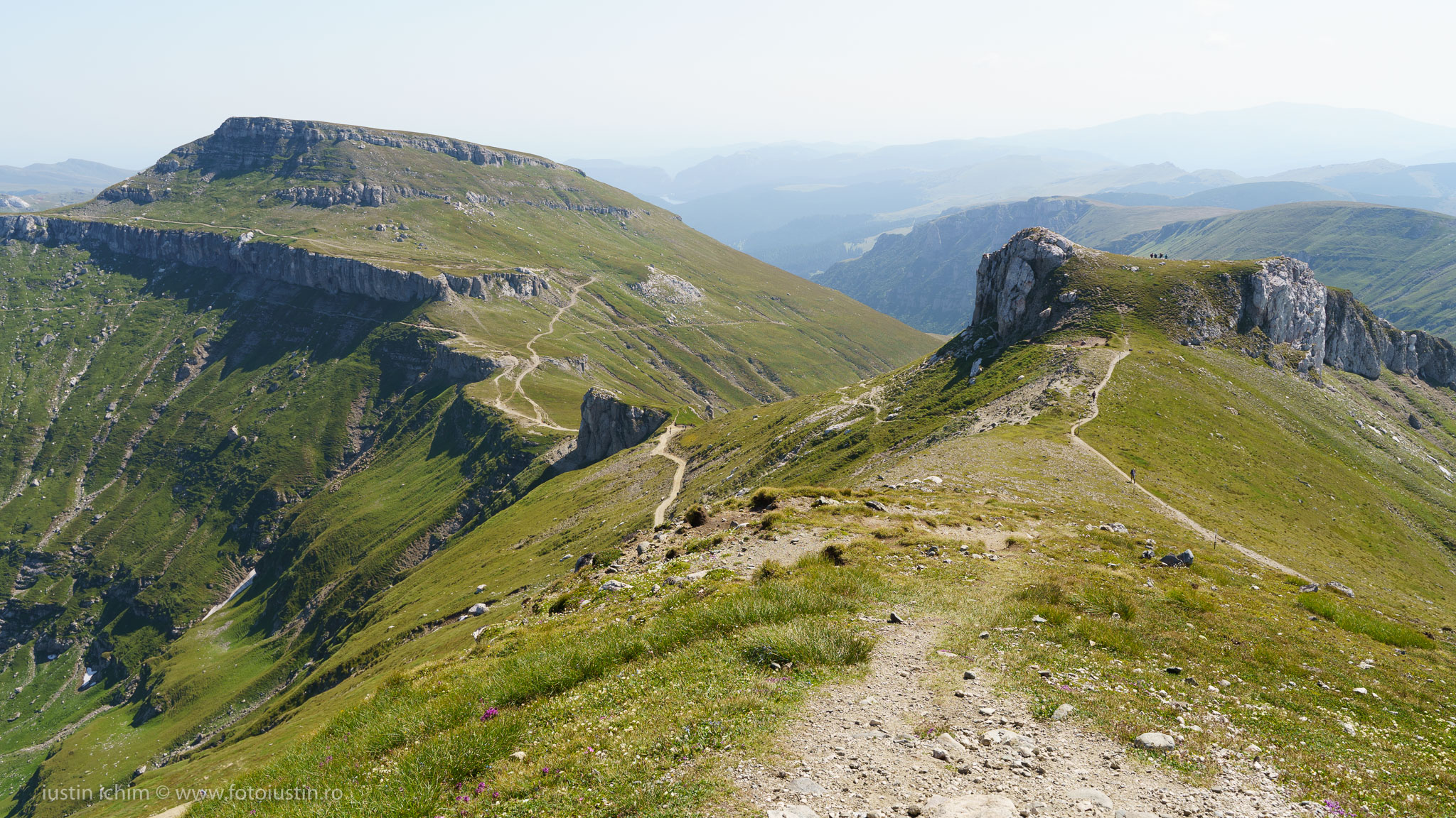 Munții Bucegi, Vf. Obârșiei, 2405m