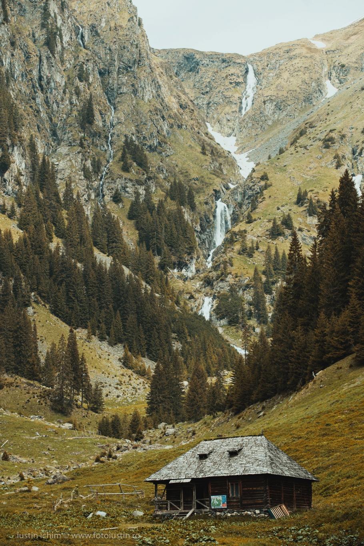 Stâna lui Burnei, Valea Rea, Făgăraș