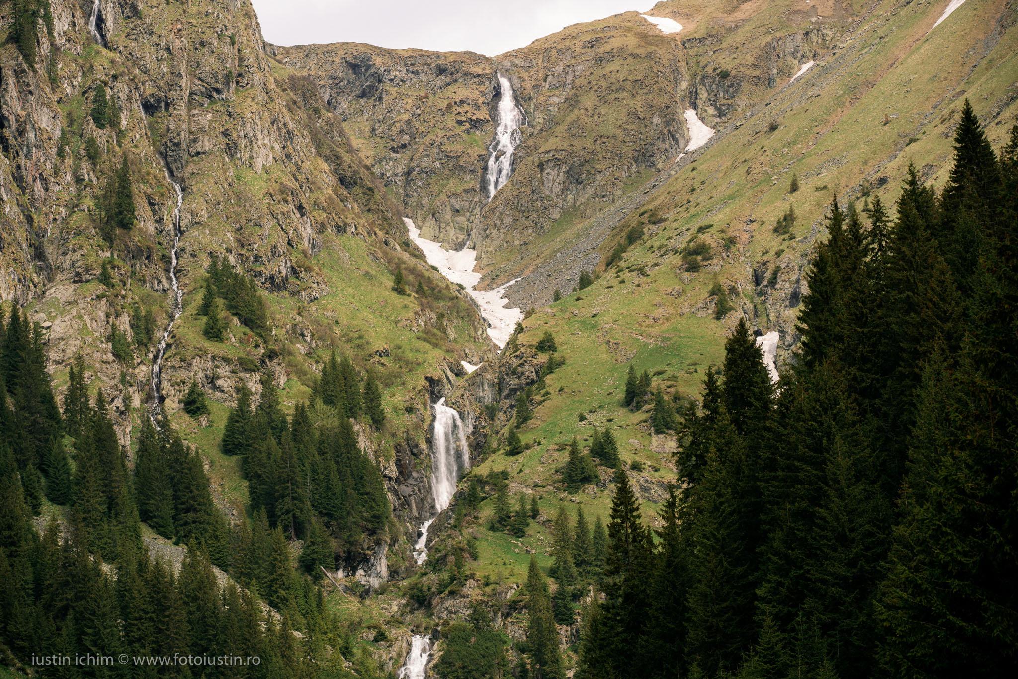 Cascada Văii Rele, Făgăraș