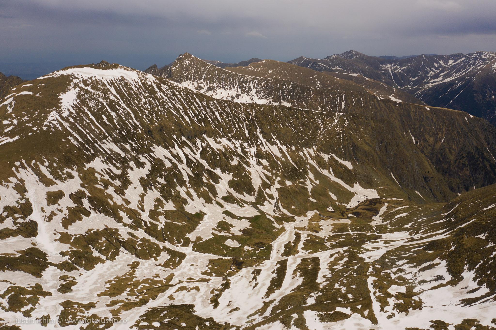 Munții Făgăraș, luna iunie