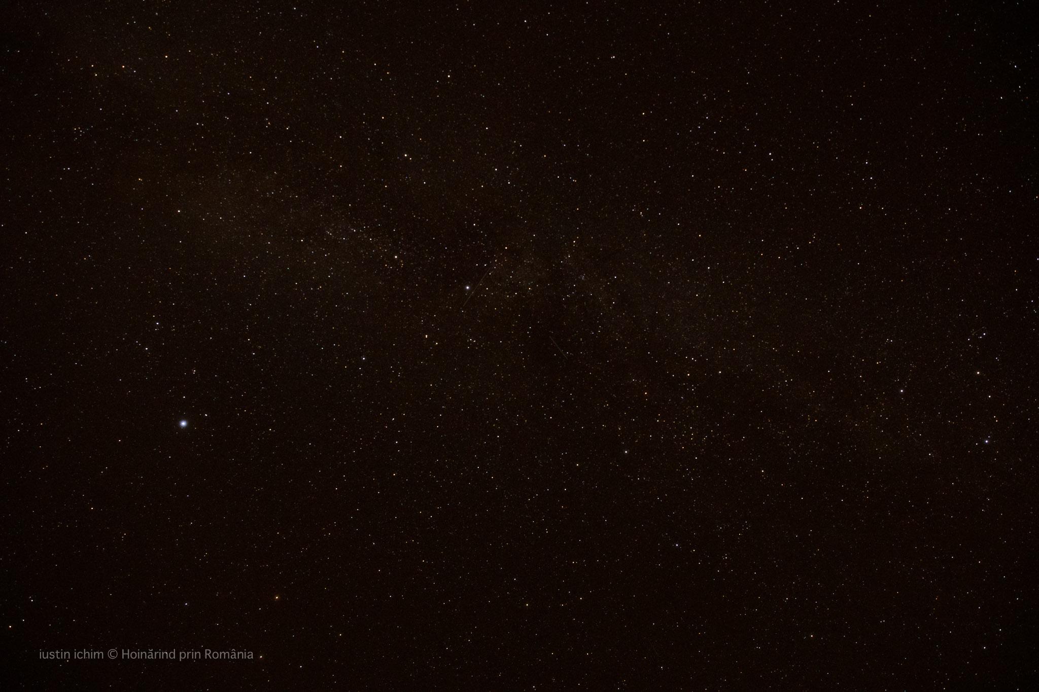 Cerul plin de stele