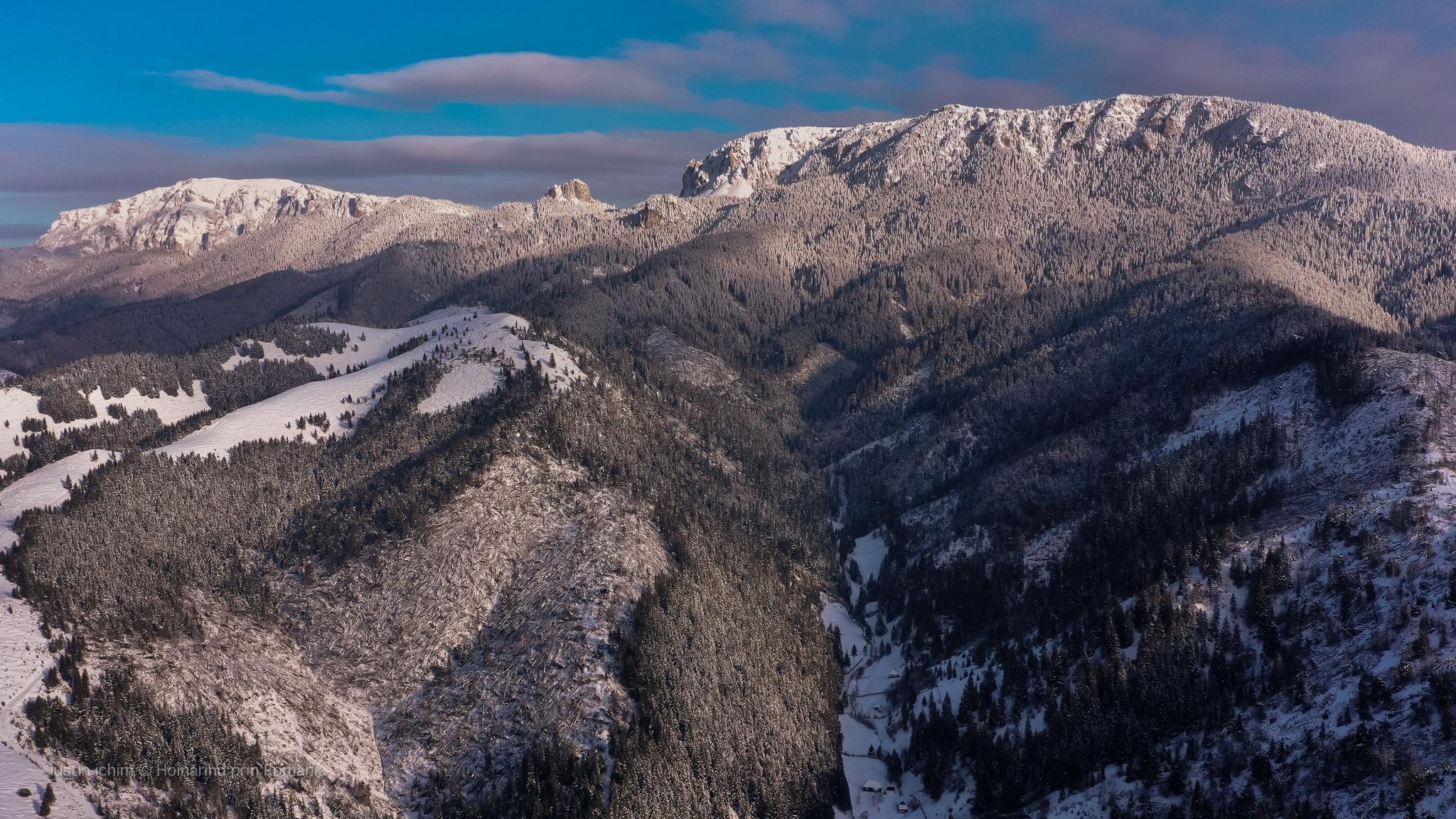 Munții Hășmaș, Hășmașul Mare, Piatra Singuratică