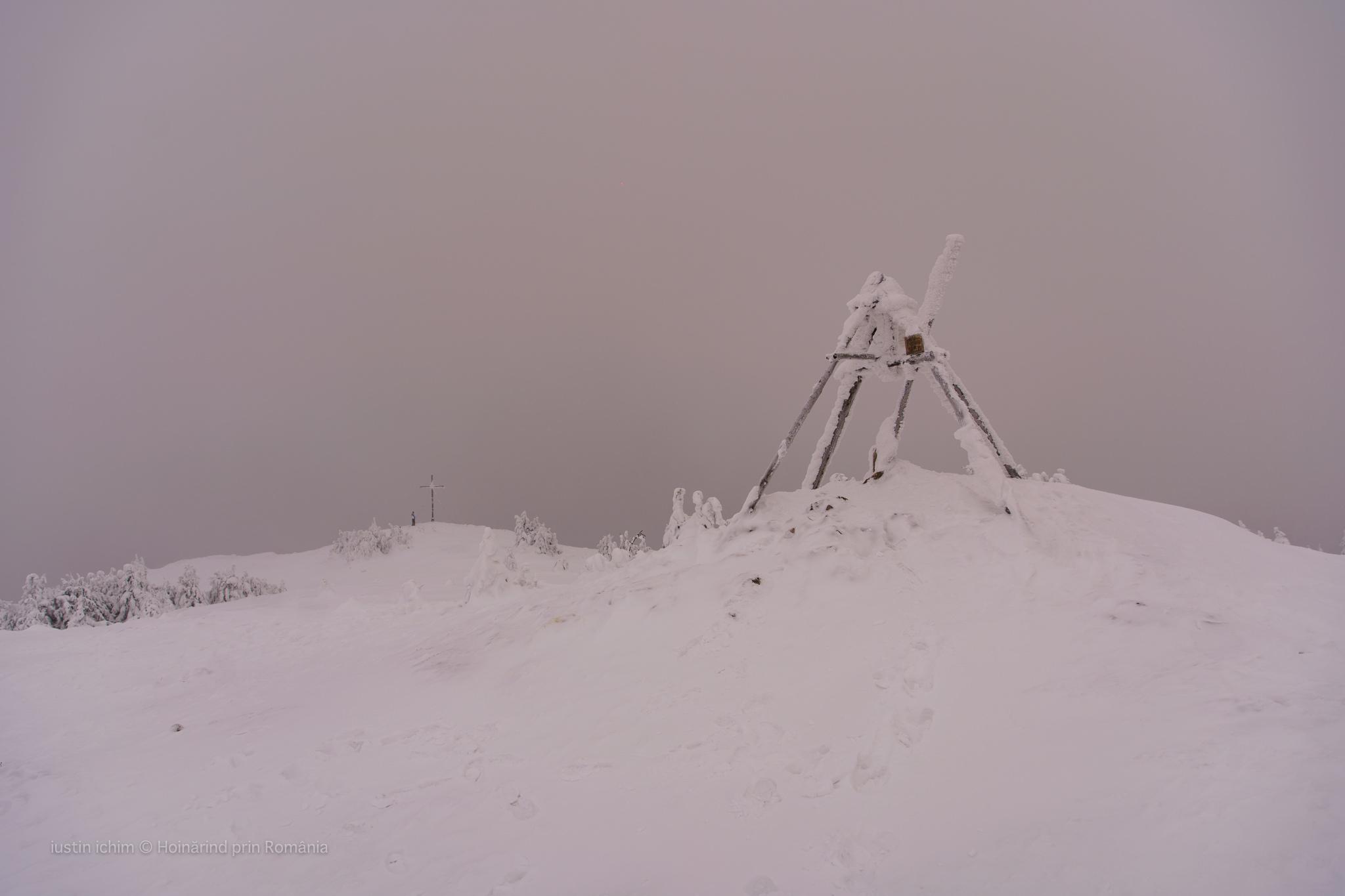 Vârful Hășmașul Mare (1792 m)
