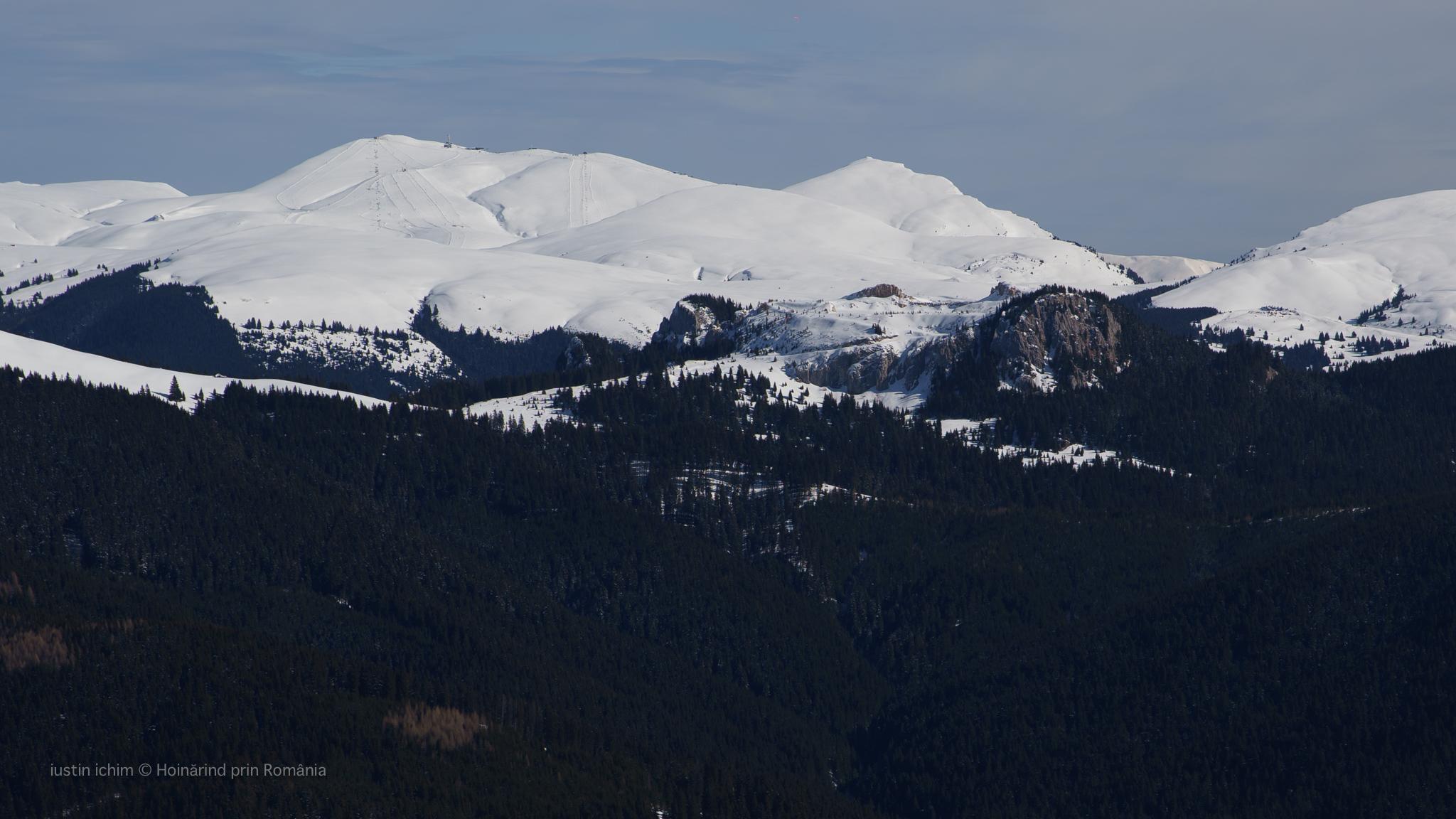 Munții Bucegi, Furnica 2103m