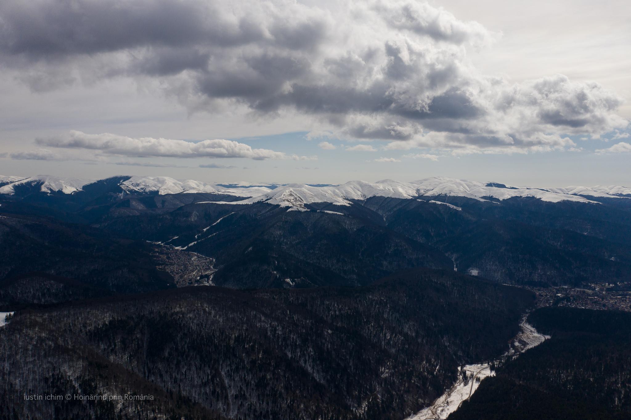 Munții Neamțului si Munții Baiului
