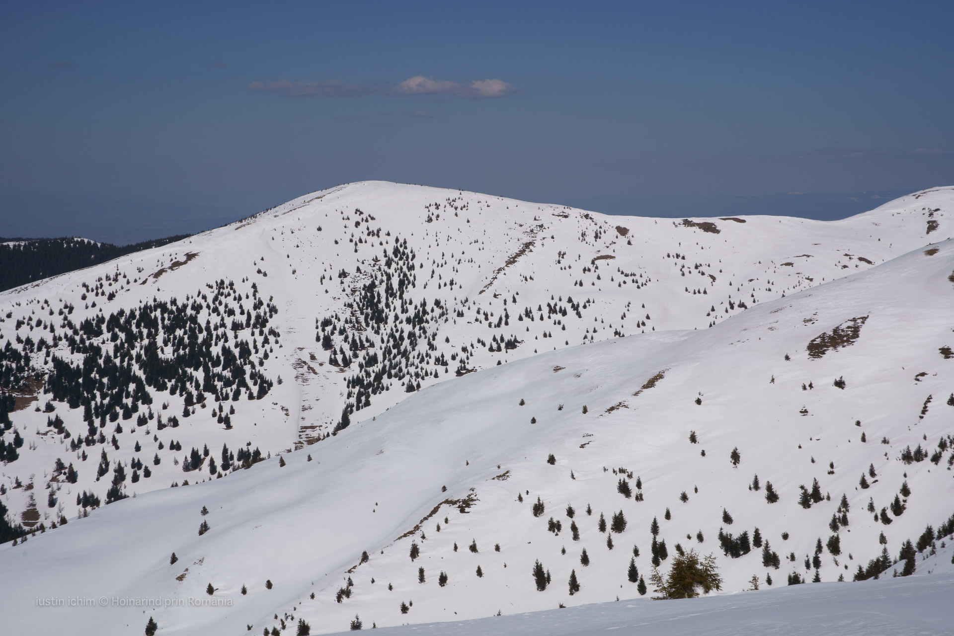 Vf. Turcu, Munții Neamțului