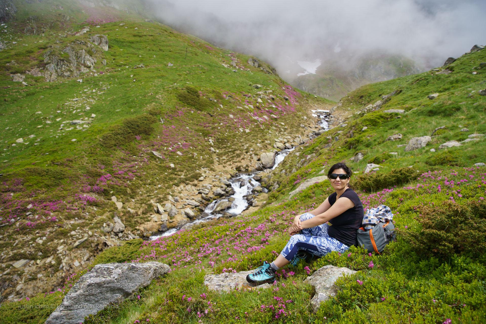 Popas si relaxare pe Valea Podragului